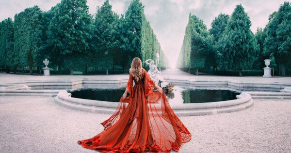 Czerwona suknia ślubna. Sprawdź czy to kolor odpowiedni dla Ciebie!