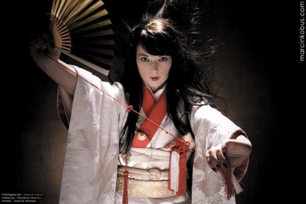 Do ślubu w kimonie – japońskie inspiracje ślubne
