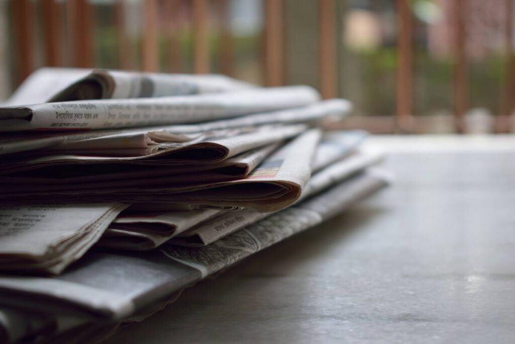 Gazeta ślubna, czyli kreatywna pamiątka ze ślubu i wesela