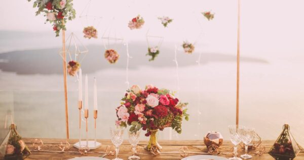 Wystrój sali weselnej - jak się do tego zabrać?