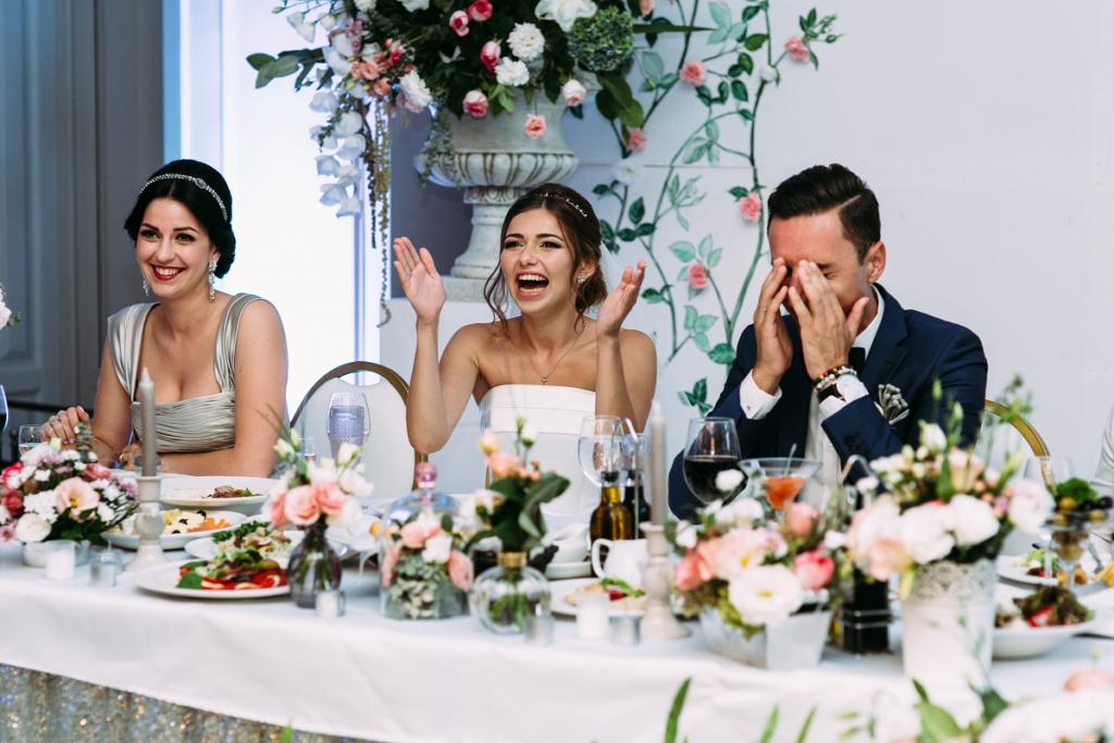 Śmieszne życzenia ślubne składane parze młodej