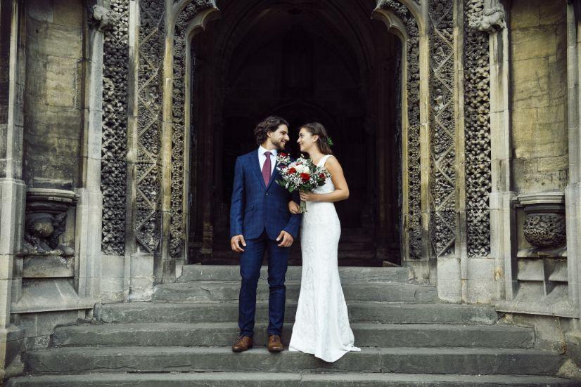Zapowiedzi przedślubne w parafii pana i panny młodej