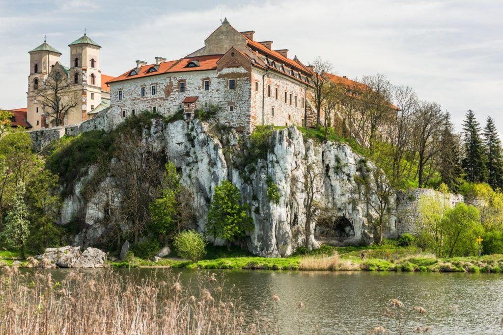Ciekawe miejsca w Krakowie i okolicach - Tyniec