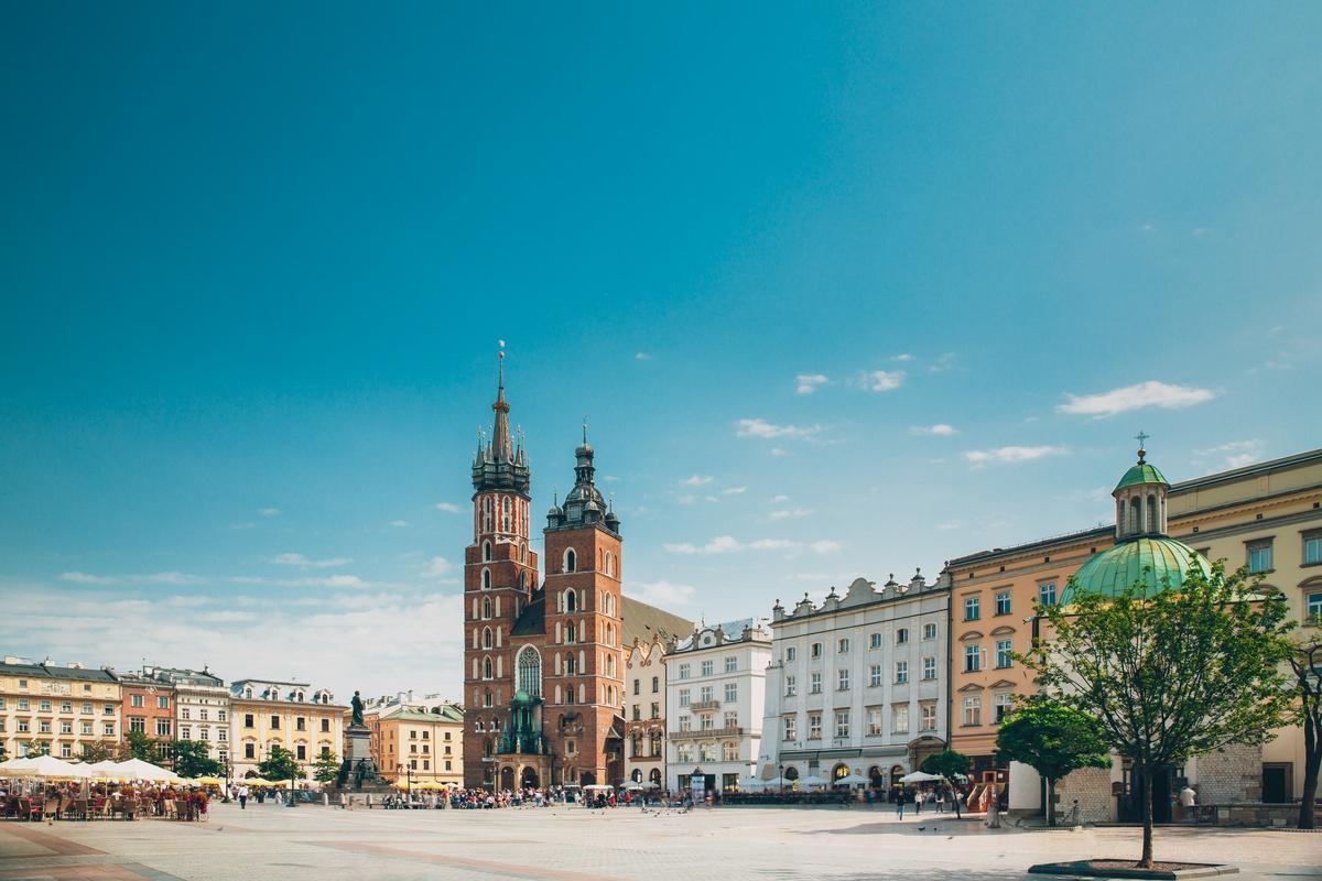 Najpiękniejsze i najciekawsze miejsca w Krakowie na sesję ślubną i nie tylko!