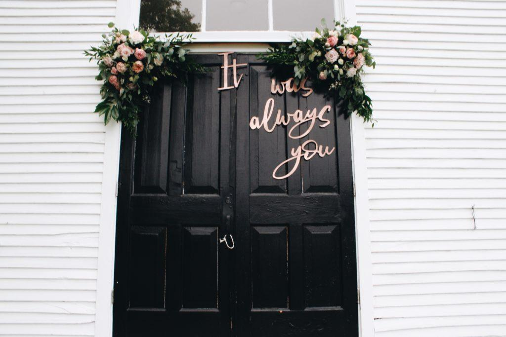Najpiękniejsze dekoracje ślubne domu 🏠 panny młodej i pana młodego!