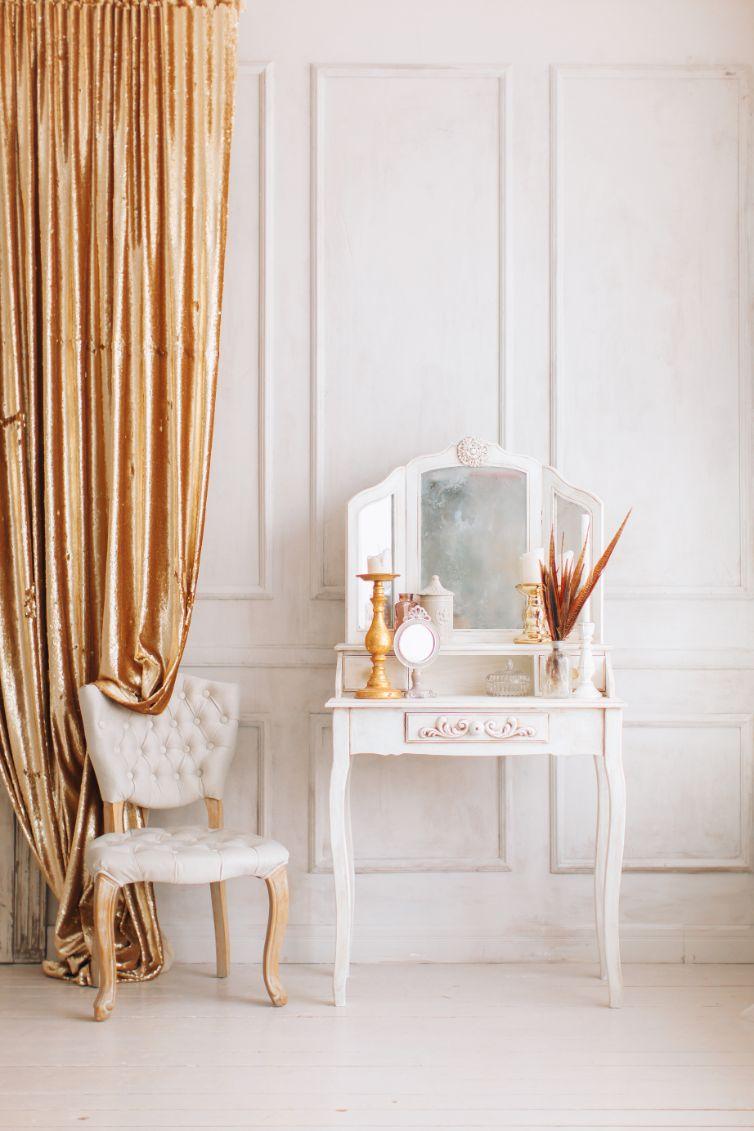 Dekoracje w domu panny młodej