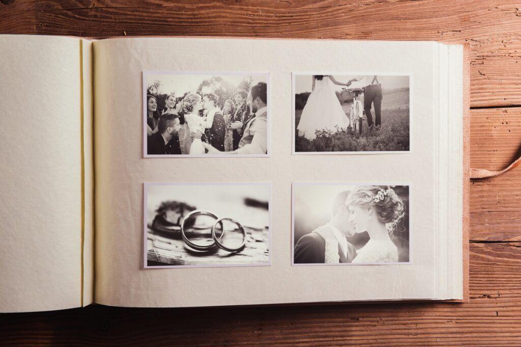 Album ślubny – stwórz oryginalną i sentymentalną pamiątkę najpiękniejszego dnia w życiu!