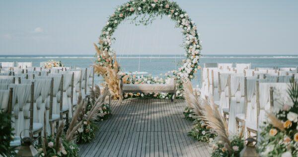Łuk ślubny - oryginalna dekoracja na szczególny dzień