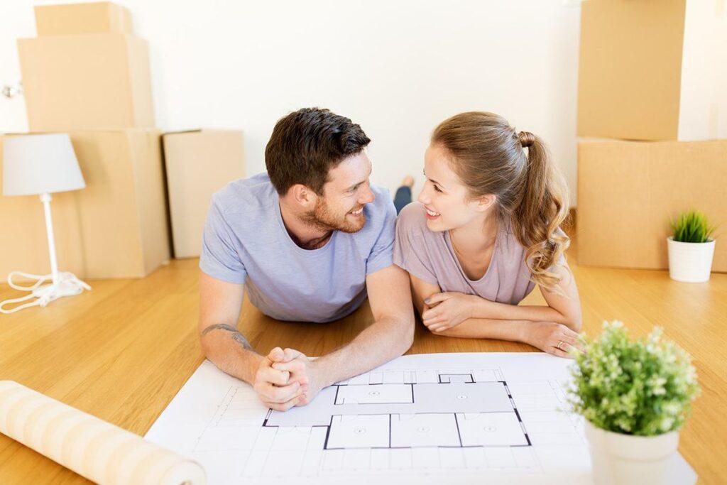 Niebanalny ślubny prezent? Projekt wymarzonego domu!