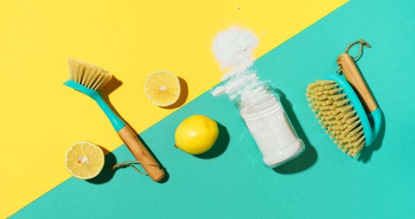Domowe środki czystości - ekologiczne sposoby na sprzątanie czterech kątów!