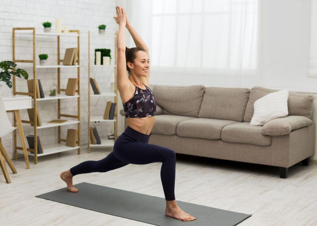 pilates w domu