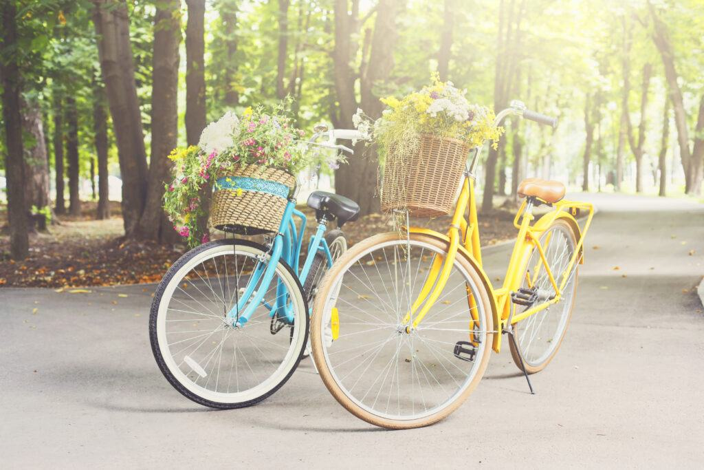 Rowerem do ślubu? Postaw na oryginalny i ekologiczny środek transportu!