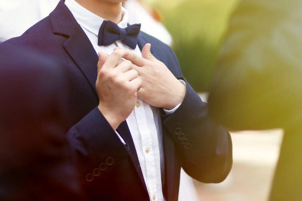 Garnitur dla świadka, czyli jak powinien wyglądać pierwszy drużba na weselu?