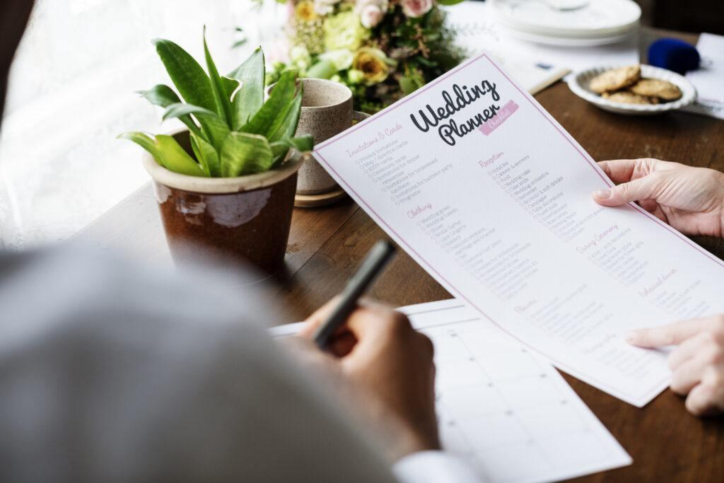 """""""Po co mi wedding planner?"""" – czyli 5 mitów na temat zatrudniania konsultanta ślubnego"""