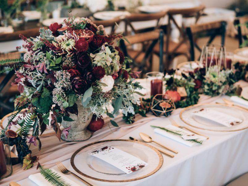 lista gości weselny para młoda