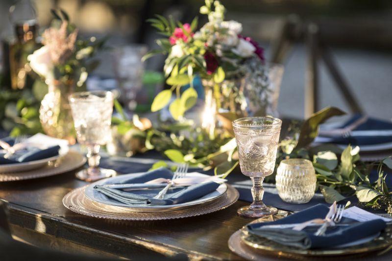 planer ślubny dekoracja stołu weselnego